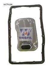 WESFIL Transmission Filter FOR Suzuki GRAND VITARA 2005-2008 A750E WCTK106