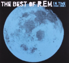 R.E.M.-In Time (UK IMPORT) CD NEW