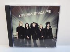 CINEMA BIZARRE ~ LIMITED EDITION 2- TRACK SINGLE ~ 2009 ~ LIKE NEW CD