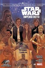 Poster A3 Star Wars Imperio Roto / Broken Empire