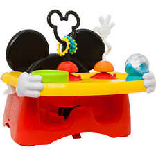 Disney Baby Mickey Mouse Clubhouse Helping Hands Feeding & Activity Seat Toys