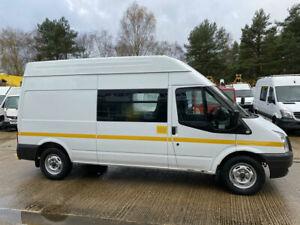 2014 Ford Transit Welfare Unit Day Camper Van Campervan Motorhome Transporter