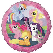 PALLONE MYLAR MY LITTLE PONY DIAMETRO 45 CM
