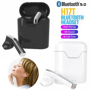 Super Bass Wireless Bluetooth Sports Stereo Headphones Earphones In-Ear Earbuds