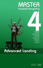 DVD - MASTER Powered Paragliding 4 - Advanced Landing, Paramotor PPG DVD