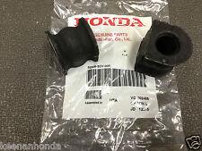 Genuine OEM Honda Element Rear Sway Bar Bushings 2003-2011 Stabilizer (Pair)
