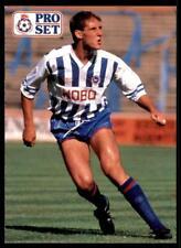 Pro Set Football 1991-1992 Brighton & Hove Albion Nicky Bissett #144
