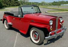 New listing 1948 Willys Jeepster Convertible