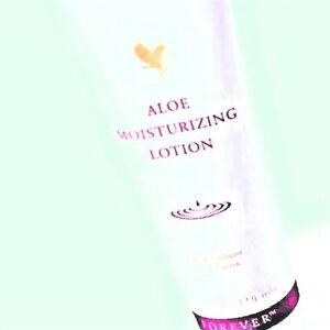 Forever living aloevera moisturising lotion contain 36.5% aloevera118ml