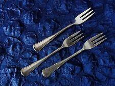 WMF 3700 AltBarock - 3 Kuchengabeln / Dessertgabeln - 15,5 cm - Silber-90 (R59