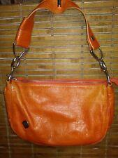 Texier Tote / Handbag - 2 Straps - Orange