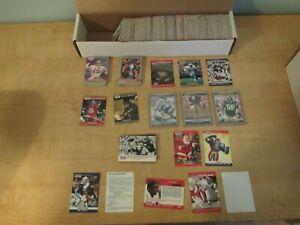 1990 Pro Set Near Complete Set Series 1 & 2 + Super Bowl Rings MVP's + Extras