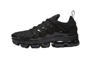 Nike Air VaporMax Plus 'Triple Black' [924453-004] Men's Sizes 7-10
