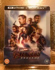 STEELBOOK Avengers Endgame [ Zavvi  Lenticulair ] 2D/4K- MARVEL