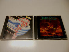 "Judas Priest ""Turbo"" 1986 & ""Sad wings of Destiny""  2cd Combo Heavy"