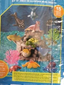 Animal Planet Ocean Adventure Playset - SEALED