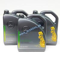 15L Originale Mercedes Sintetico Olio Motore Ölservice 5W30 MB 229.51 A000989701