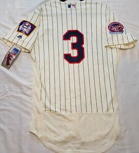 1:6 Scale Twins Santana Baseball Shirt Jersey Nice