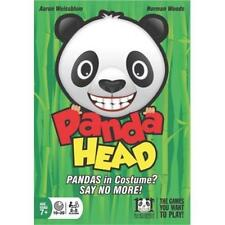 Panda Head Card Game RRG 931
