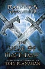 The Siege of Macindaw (Rangers Apprentice) Hardcover