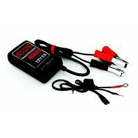 UPG 12 Volt 4 Amp Three Stage Battery Charger and Maintainer 84038