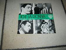 BROCHURE,1963 IO E LA DONNA,PIERRE ETAIX,ARNELL,, VESELY,LE SOUPIRANT