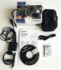 OLYMPUS SZ-30MR Digitalkamera 16 MP 24 x opt. Zoom FULL HD Grau OVP