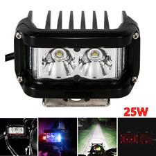 Motorcycle Headlight 6500K 12-80V White Light Universal for Dirt Bike Cafe Racer