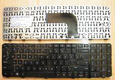 New OEM HP Envy DV6-7000 DV6-7010US DV6-7029WM Keyboard US Black  w/ frame