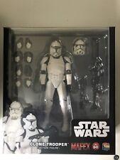 MAFEX No.041 Star Wars Episode II/III Clone Trooper Medicom Toy New MIB
