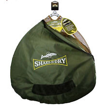 Dinsmores Shake 'N' Dry Rubber Mesh Landing Net 24in (60cm) with Zipped Bag