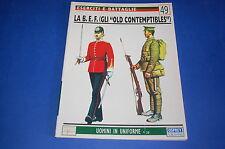 """La B.E.F. (Gli """"Old Contemptibles"""") - Edizioni Del Prado 49"""