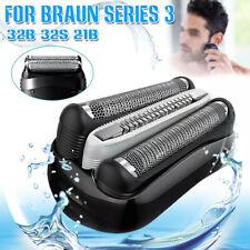 Replacement Foil Cutter Cartridge Head for Braun 32B 32S 21B Series 3 E-Shaver