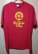 The Bicycle Tree, Community Bike Shop T-Shirt Mens Size Xl