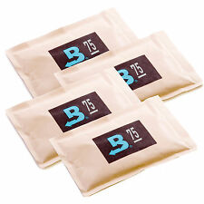4 Boveda 75% 60 gram Humipacks Factory Fresh Canadian Buyers only!