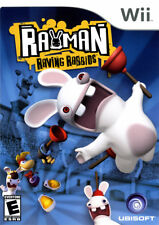 Rayman Raving Rabbids WII New Nintendo Wii