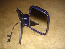 T4 elektrischer Spiegel rechts Multivan Aussenspiegel Blau LN5Y Windsorblau
