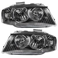 Scheinwerfer Set für Audi A3(8P1) Bj. 03/03->> inkl. Motor H7+H7