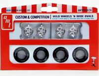 AMT 1/25 Wild Wheels & Wide Oval Parts Pack PP020 AMTPP020