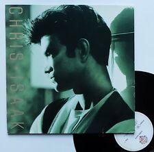 "LP Chris Isaak  ""Chris Isaak - Blue hotel"""