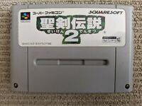 Seiken Densetsu 2 (Secret of Mana) for Nintendo Super Famicom / SNES (NTSC-J)