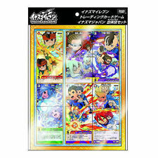 TAKARA INAZUMA ELEVEN TRADING CARD GAME TCG FFI JAPANESE TEAM MERGE SKILLS SET