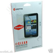 Griffin TotalGuard Protector de pantalla transparente / PROTECTOR para Samsung