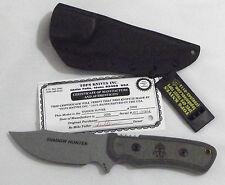Tops Knives 2009 Shadow Hunter Sportsman SH99 Hunting Knife Kydex Sheath