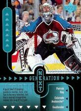 1998-99 Upper Deck Generation Next #8 Jose Theodore, Patrick Roy