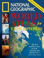 World Atlas for Young Explorers by U. S. National Geographic Society Staff...