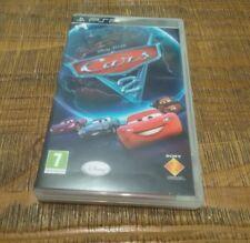 Sony PSP / Disney Pixar Cars 2 [ Version PAL Française ]