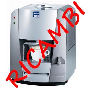 RICAMBI MACCHINA CAFFE' LAVAZZA LB1000 BLUE