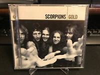 Scorpions 2 CD - Gold - Hip-O Records 2006