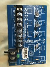 ALTRONIX PD4ULCB POWER DISTRIBUTION UNIT